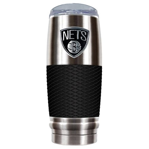 Brooklyn Nets 30-Ounce Reserve Stainless Steel Tumbler