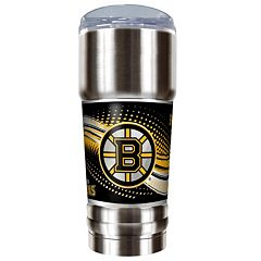 Boston Bruins 32-Ounce Pro Stainless Steel Tumbler