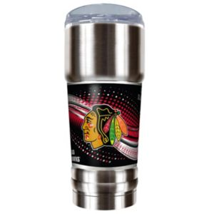 Chicago Blackhawks 32-Ounce Pro Stainless Steel Tumbler