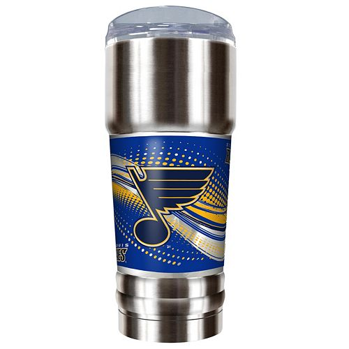 St. Louis Blues 32-Ounce Pro Stainless Steel Tumbler