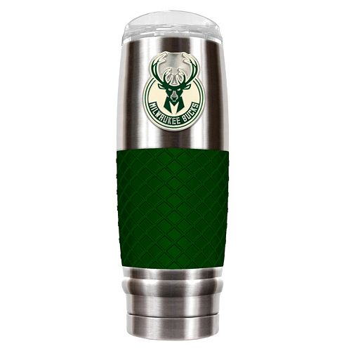 Milwaukee Bucks 30-Ounce Reserve Stainless Steel Tumbler
