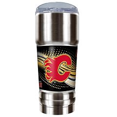 Calgary Flames 32-Ounce Pro Stainless Steel Tumbler