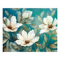 Shades Of Blue II Canvas Wall Art