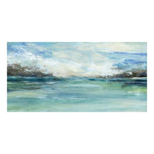 Wild Sea Canvas Wall Art