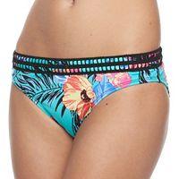 Women's Apt. 9® Crochet Floral Hipster Bikini Bottoms