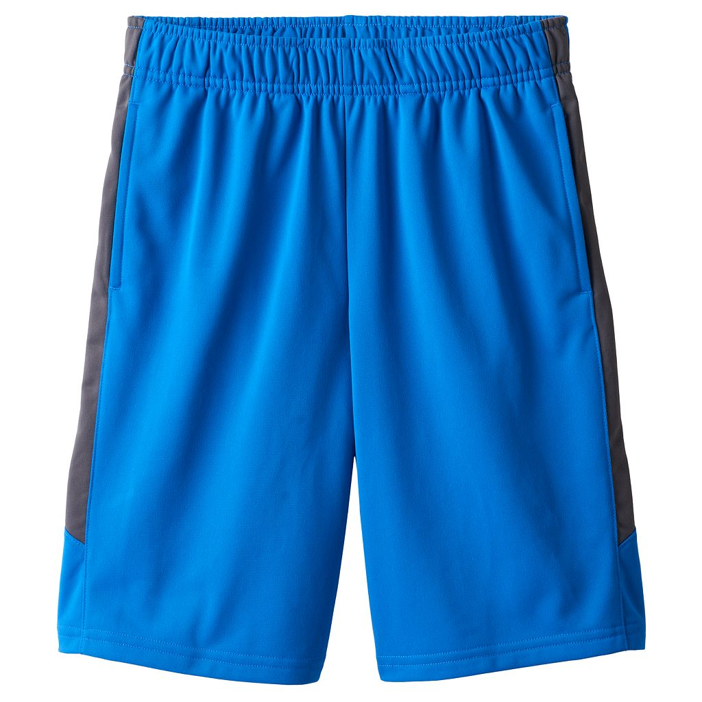 Boys 8-20 Tek Gear® Tricot Shorts