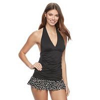 Women's Apt. 9® Cutout Swim Dress