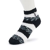 Women's For Bare Feet Chicago White Sox Pro Stripe Sleep Socks