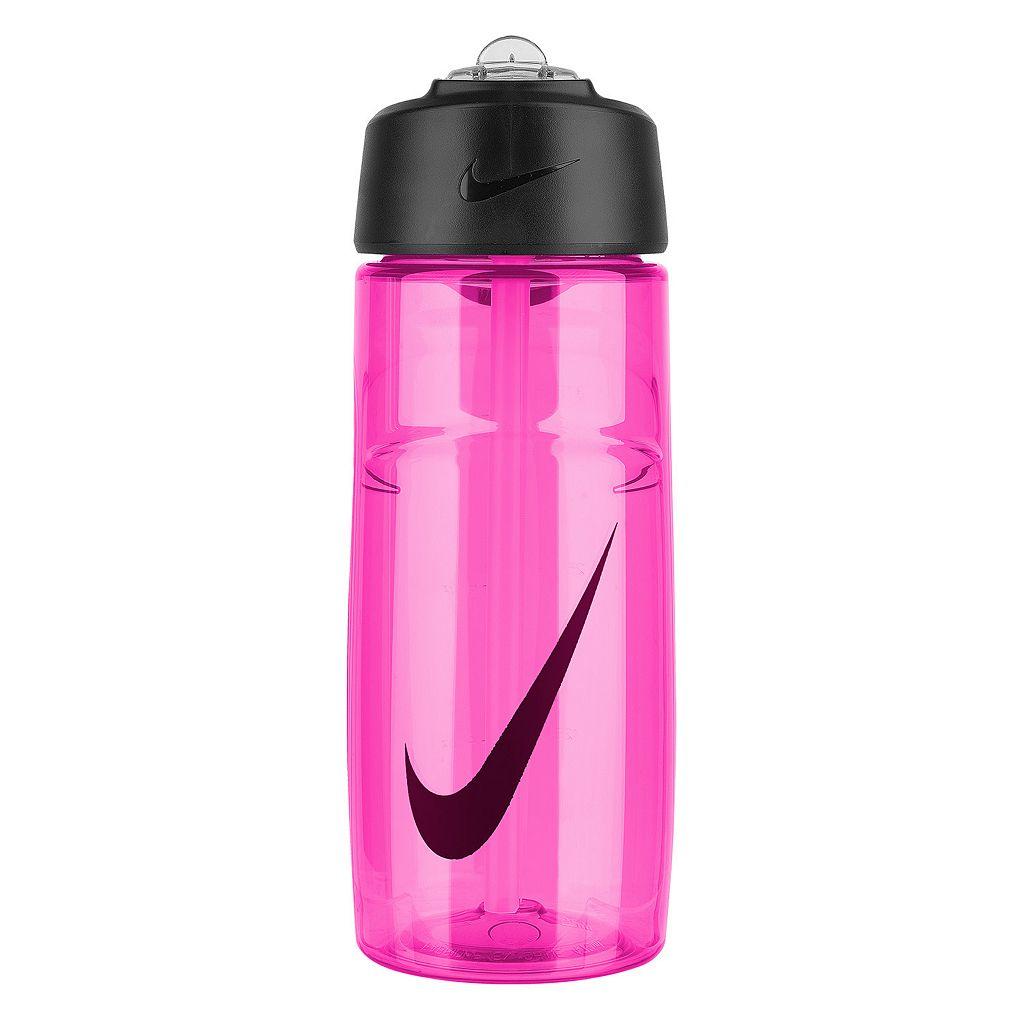 Nike T1 Flow Swoosh Water Bottle - Pink