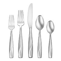 Oneida Silva 42-pc. Flatware Set