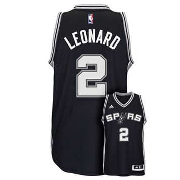 Men's adidas San Antonio Spurs Kawhi Leonard Swingman NBA Replica Jersey