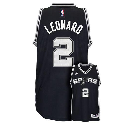 best service 5401e 304e8 Men's adidas San Antonio Spurs Kawhi Leonard Swingman ...