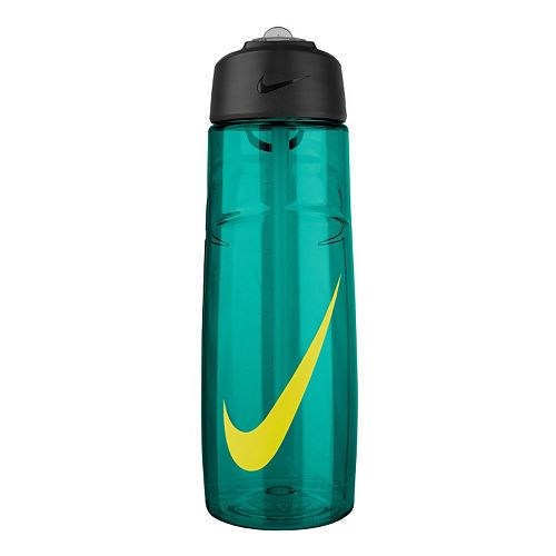 Nike T1 Flow Swoosh Water Bottle - Teal