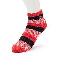 Women's For Bare Feet North Carolina State Wolfpack Pro Stripe Sleep Socks