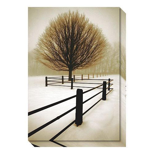 Solitude Canvas Wall Art