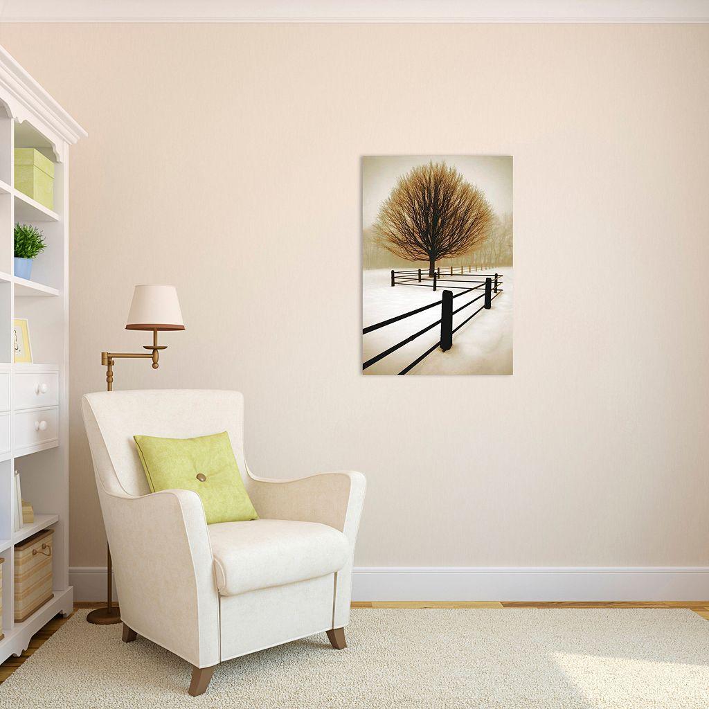 Solitude Canvas Wall Art
