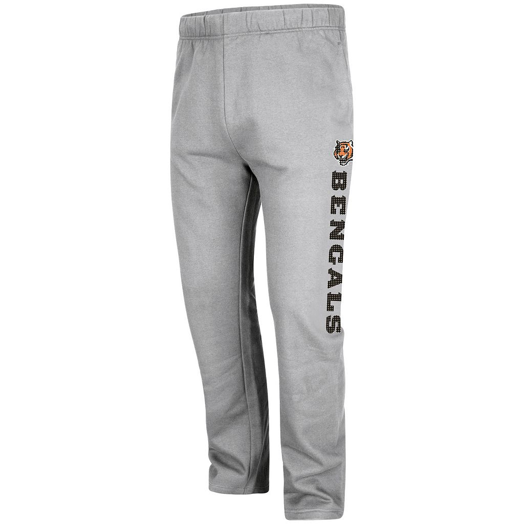 Big & Tall Cincinnati Bengals Fleece Sweatpants