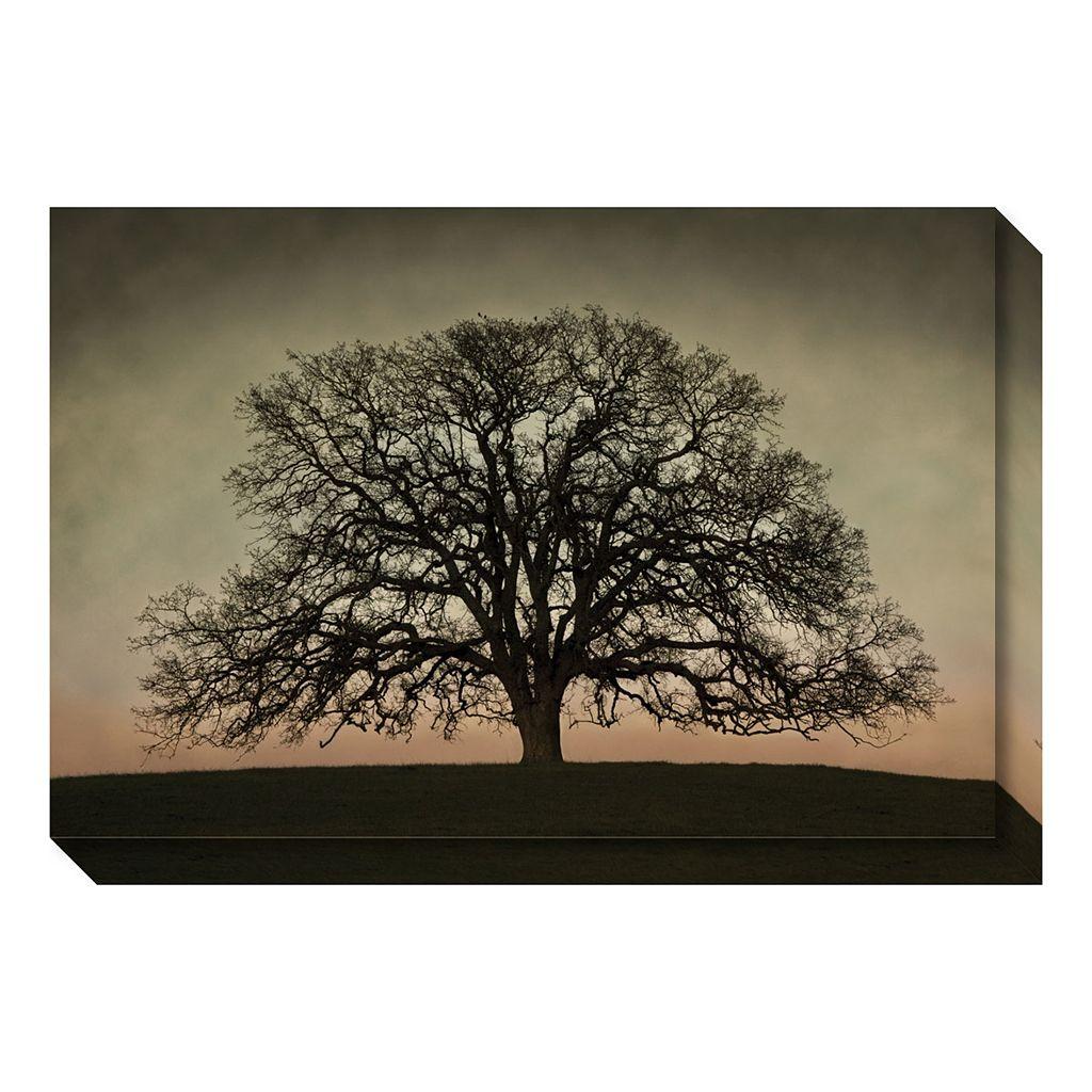 Majestic Oak Canvas Wall Art