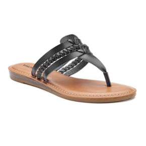 SONOMA Goods for Life™ Women's Strappy Thong Sandals
