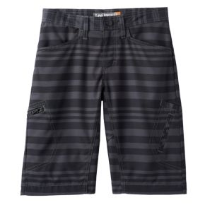 Boys 8-20 Lee Striped Active Stretch Shorts