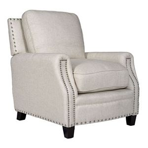 Opulence Home Bradford Nailhead Accent Chair