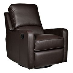 Opulence Home Perth Swivel Glider Recliner  by