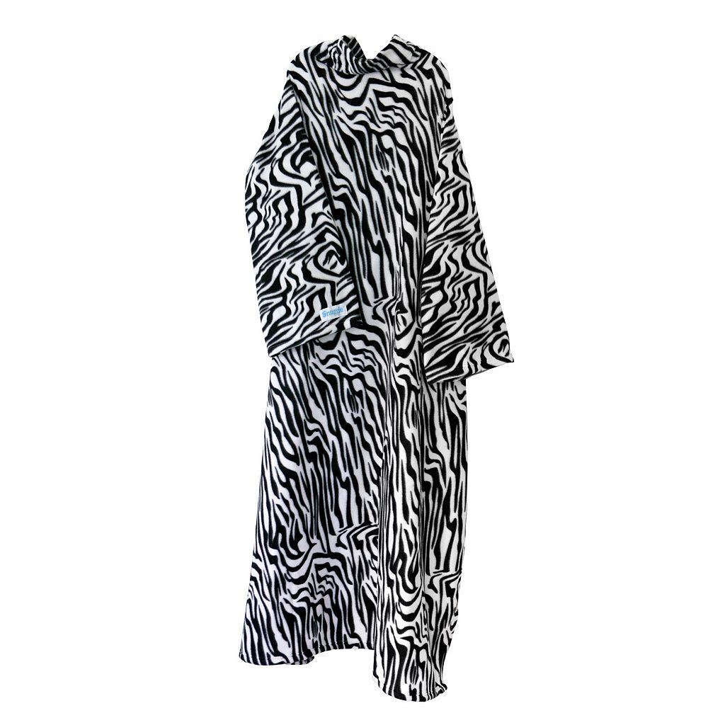 As Seen on TV Zebra Snuggie