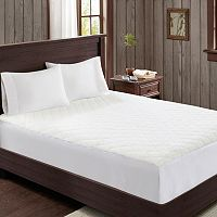 Woolrich Heated Sherpa Mattress Pad
