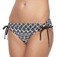 Women's Apt. 9® Geometric Print Hipster Bikini Bottoms