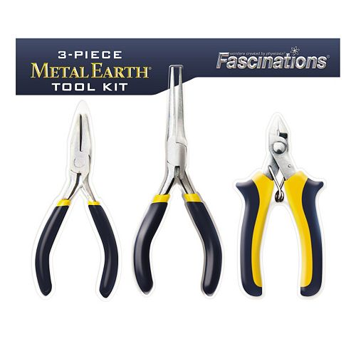 Fascinations 3-pc. Metal Earth Tool Kit