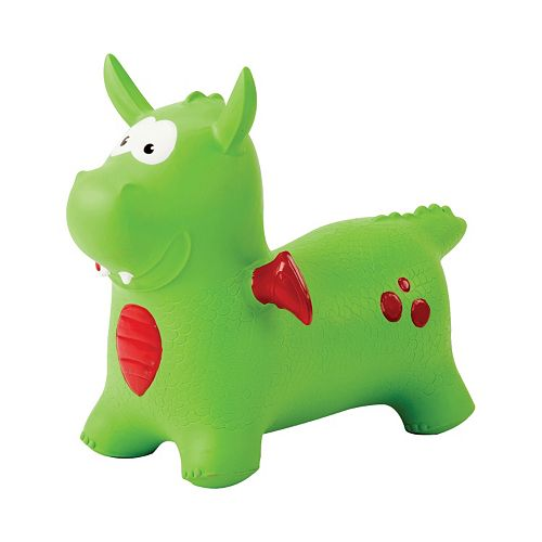 MegaFun USA Bounce-A-Long Buddies Dexter the Dragon