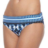 Women's Apt. 9® Geometric Hipster Bikini Bottoms