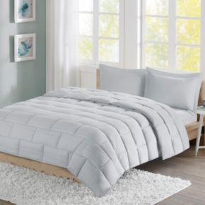 Intelligent Design Ava Down Alternative Comforter Set