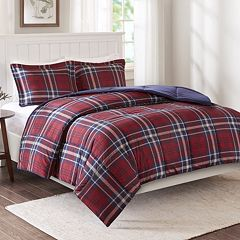 Madison Park Essentials Bengston Down Alternative Comforter Set