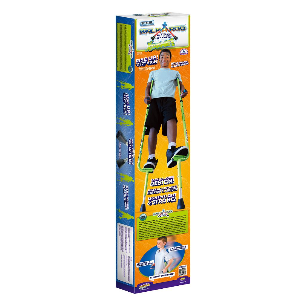 Geospace Walkaroo Stilts Xtreme!