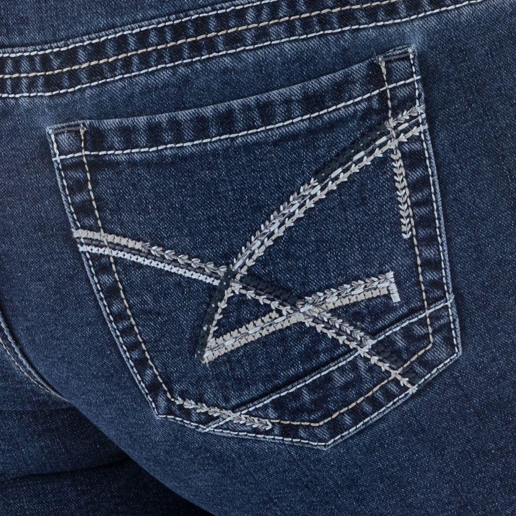 Juniors' Plus Size Amethyst Fray Denim Midi Shorts