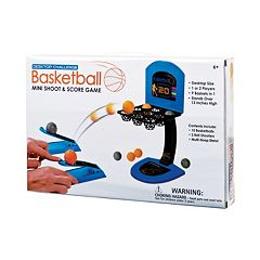 Westminter Inc. Desktop Challenge Basketball Mini Shoot & Score Game
