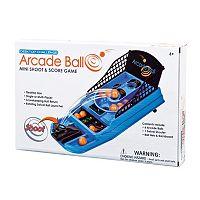 Westminter Inc. Desktop Challenge Arcade Ball Mini Shoot & Score Game