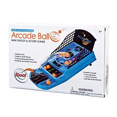 Westminter Inc. Desktop Challenge Arcade Ball Mini Shoot & Score Game