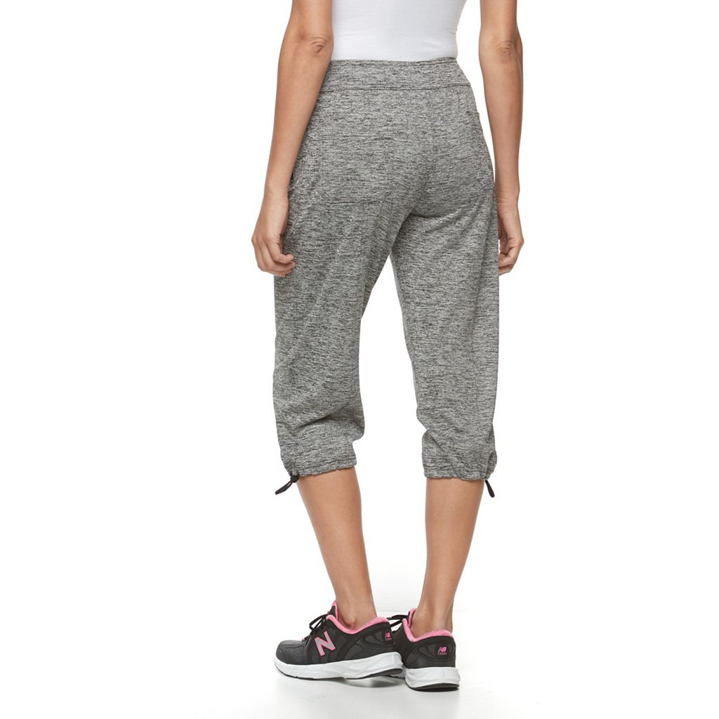 Petite Tek Gear® Weekend Cinched Capris