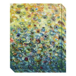 Layers of Life Canvas Wall Art