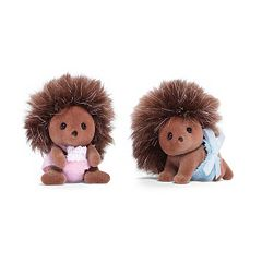 Calico Critters Pickleweeds Hedgehog Twins Set