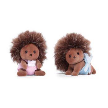 Calico Critters Pickleweeds Hedgehog Twins Set