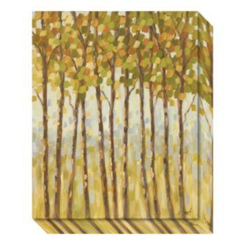 Tall Trees Canvas Wall Art
