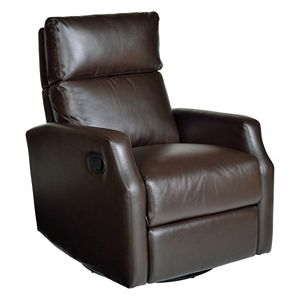 Opulence Home Sidney Swivel Glider Recliner