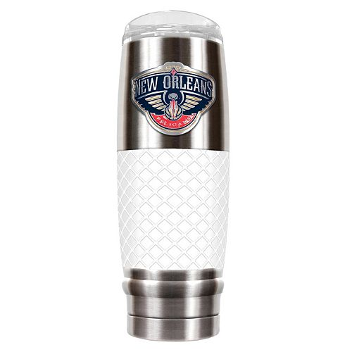New Orleans Pelicans 30-Ounce Reserve Stainless Steel Tumbler