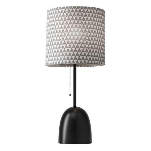 Adesso Lola Geometric Table Lamp