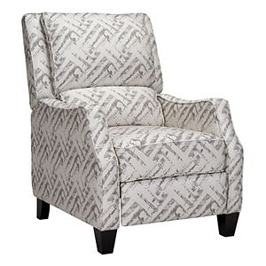 Opulence Home Timothy Contemporary Recliner
