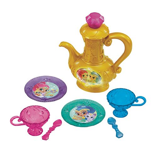 Shimmer & Shine  Magical Genie Tea Party by Fisher-Price