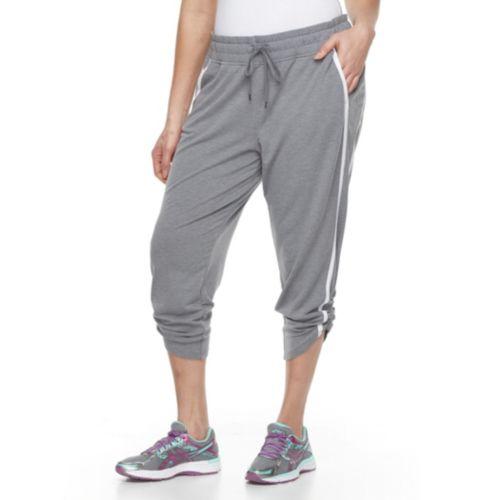 Plus Size Tek Gear® Performance Capri Leggings